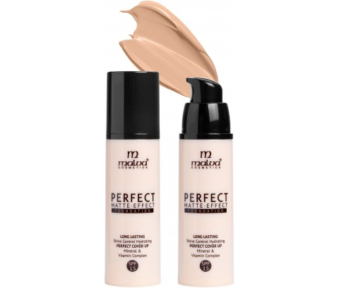 Тональный крем Perfect Matte Effect Malva PМ4504
